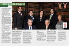 Full-Page Spread -Texas Lawyer
